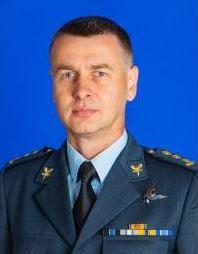 Õhuväe ülem kolonel Rauno Sirk
