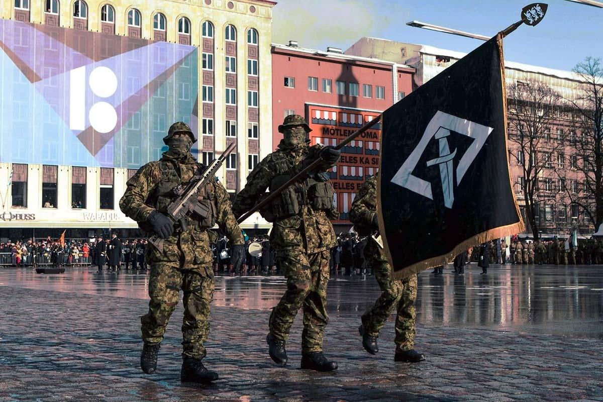 Erioperatsioonide väejuhatuse lipp