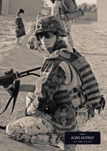 Kapral Agris Hutrof