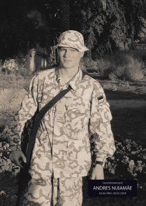 Nooremseersant Andres Nuiamä