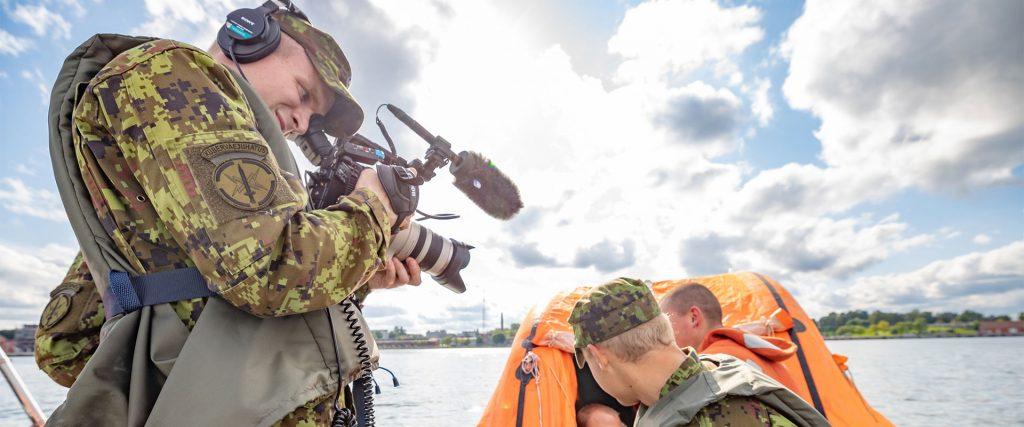 Mereväelase kursuse lõpuharjutused, 9.-11.09.2019