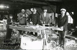 Puidutöökoda