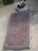 Rudolf Reimanni hauakivi