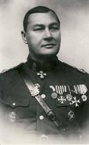 Varustusvalitsuse esimene ülem kindralmajor Rudolf Reimann