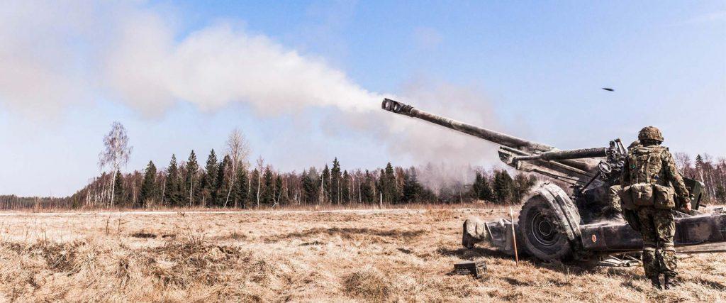 Suurtükiväepataljoni lahinglaskmised, 07.04.19
