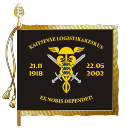 Toetuse väejuhatuse lipp