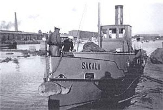 Sakala enne II maailmasõda