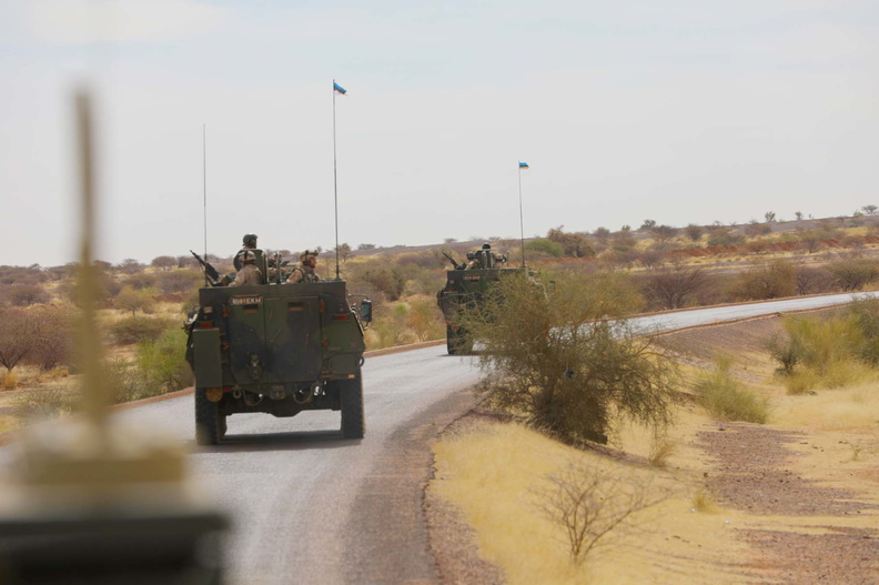 Välisoperatsioonidel viibivate kaitseväelaste teenistusaeg võib pikeneda