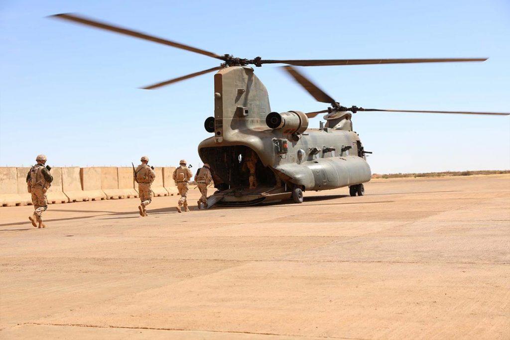 Eesti kaitseväelased naasid Iraagist seoses väljaõppetegevuse edasilükkamisega