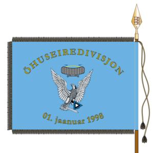 Õhuseiredivisjoni lipp