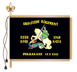 Scoutspataljoni lipp