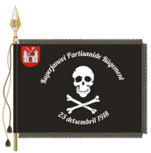 Kuperjanovi jalaväepataljoni lipu kujutis