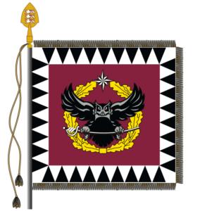 Luurekeskuse lipu kujutus