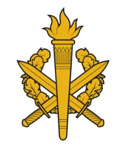 Kaitseväe Akadeemia embleem